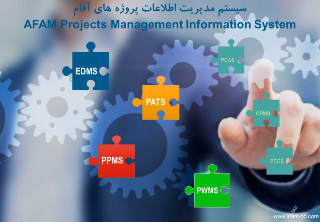 مدیریت یکپارچگی در سیستم مدیریت اطلاعات پروژه های آفام